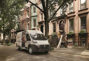 RAM Cargo Van-for your business