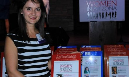 Az Business Magazine- 2014 Fifty Most Influential Women in Arizona Business