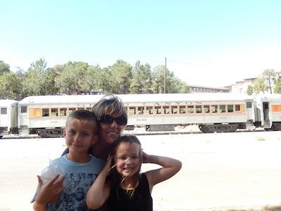 GOTG Family Train