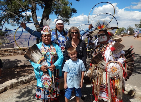 Grandparents on the Go: A trip back in time on the Grand Canyon Railway