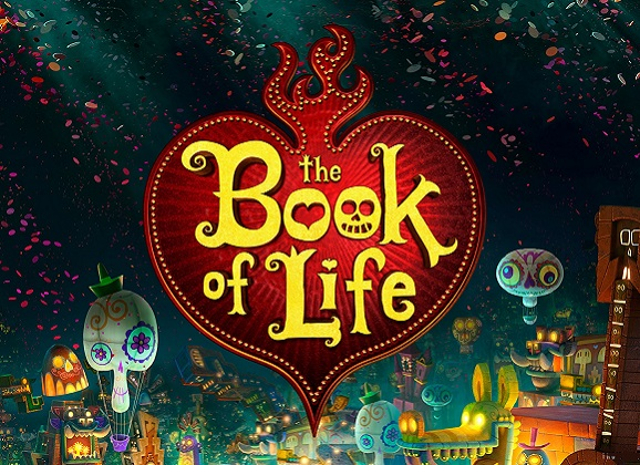 "Young Latinos May Be Inspired by ""Book of Life"""