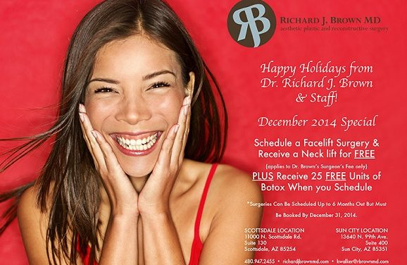Phoenix Plastic Surgery – Dr. Richard Brown