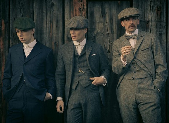 Top 5 Reasons to Watch Peaky Blinders
