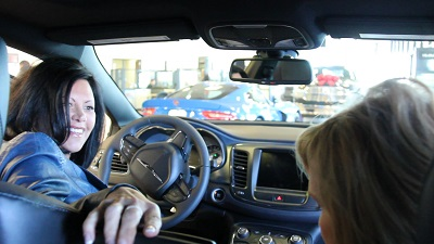 Shelly Lipton of Scottsdale Airpark Chrysler in the 200