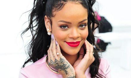 Rihanna: High Fashion All Year Long