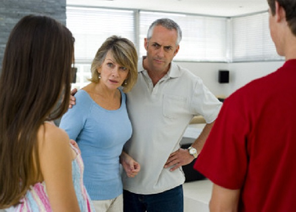 Parents or Partners?: Don't Make Your Child Choose