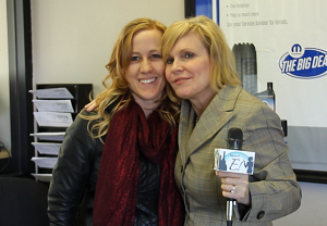 Airpark Service Advisor Bethanne with Lea