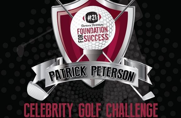 Play Top Golf with Patrick Peterson on April 21
