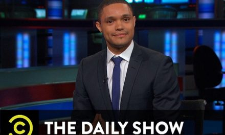 Trevor Noah to Replace Jon Stewart on Daily Show