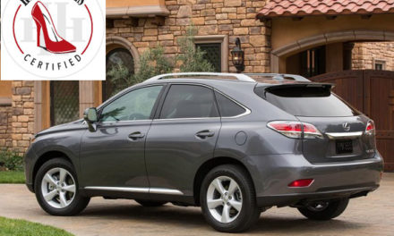 Lexus Gone Wild for Spring Break with the 2015 RX 350