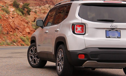 The 2015 Jeep Renegade for a New Generation of Jeep Lovers