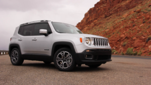 2015 Jeep Renegade photo front