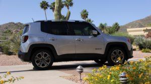 2015 Jeep Renegade photo side