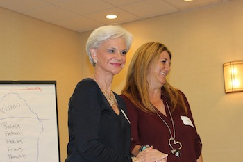 Deborah Bateman and J'Lein Liese