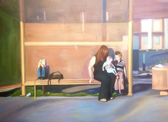 Carla Keaton – Telling Women's Stories One Painting at a Time