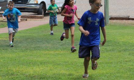 Camp Soaring Eagle Gives Childhood back to Stricken Children