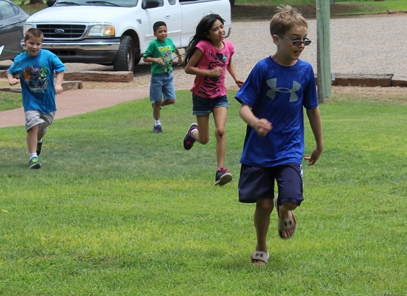Camp Soaring Eagle Gives Childhood back to Stricken Children