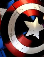 Captain America Shield-Marvel Comics