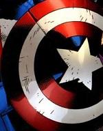 Captain America Shield-Marvel Comics
