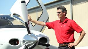 Chuck Lapmardo of Elite Flight Training in Scottsdale