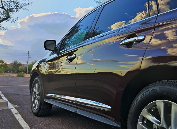 Infiniti QX60 Review for the Luxury Loving Soccer Mom