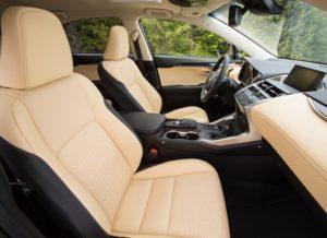 Lexus NX Turbo F Sport Seattle featured