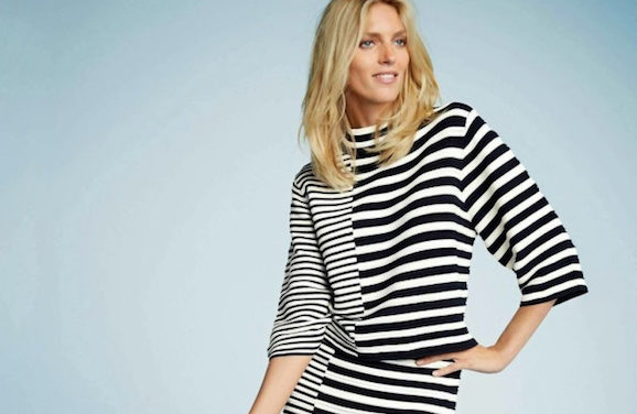 The Skinny on Horizontal Stripes