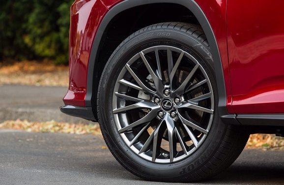 Super Model – The 2016 Lexus RX