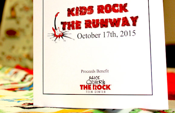 Kids Rock The Runway: Fashion Show Success and Charity Champion