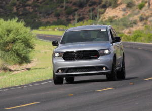 2015-Dodge-Durango-driving-on-road