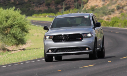 2015 Dodge Durango is the Family Muscle Car