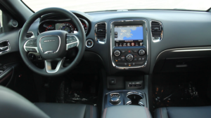 2015 Dodge Durango interior photo