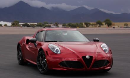 Alfa Romeo 4C Coupe – More Selfies than Kim Kardashian