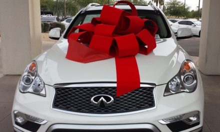QX50 Perfect for the Sporty Sophisticated Woman on the Go!