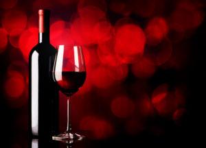 New Years Red wine