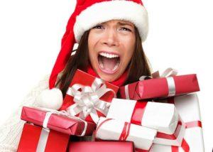 Stressful Christmas
