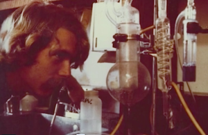making wine in the 70s