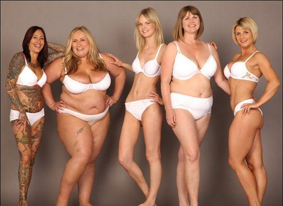 WHY DO WE CRITICIZE OVERWEIGHT WOMEN?