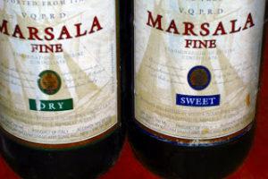 Fortified Wines- marsala wine