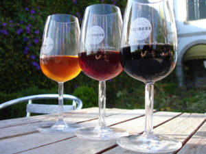 Fortified Wines- port wines