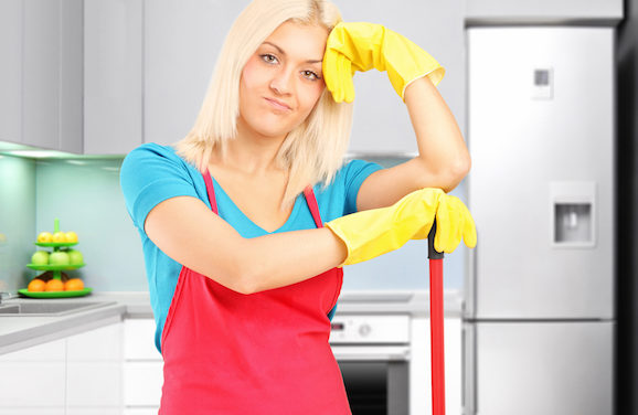 Five Benefits of Delegating Responsibilities at Home