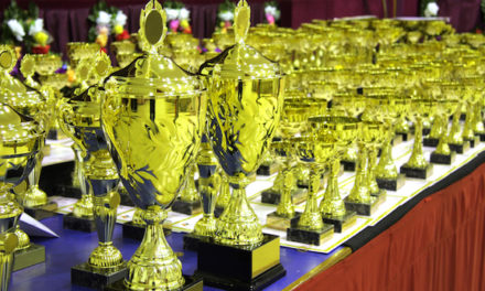 Should Our Children Receive Trophies Just For Showing Up?