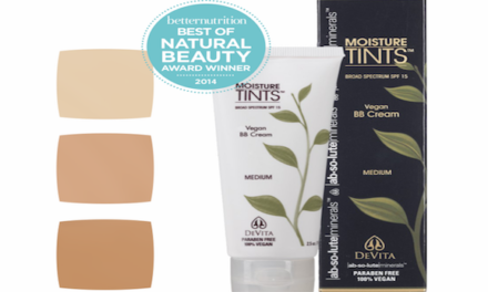 Product Review: DeVita Moisture Tints