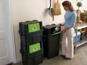 Apartemnts Not Recycling_home bins