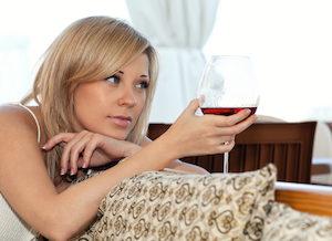 Can't Drink Wine_sad drinker