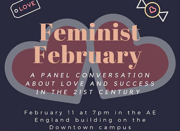 I AM THAT GIRL: Feminist February Panel on 21st Century Love and Success