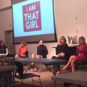 I Am That Girl_panelists