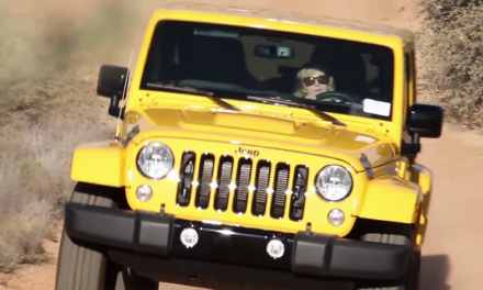 Adventure for Life with the 2016 Jeep Wrangler Unlimited