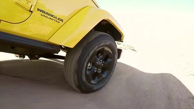 2016 Jeep Wrangler Unlimted - 4