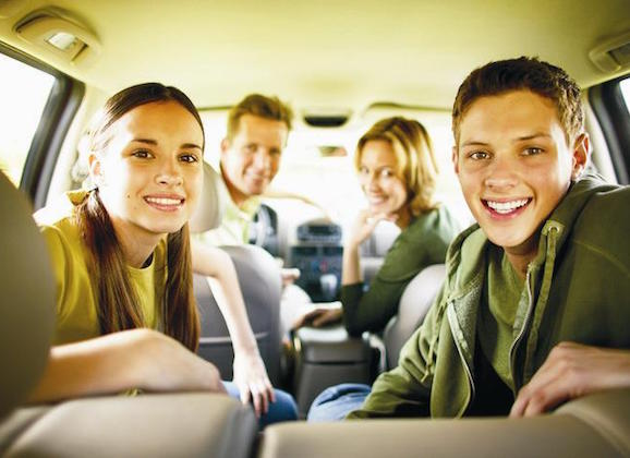 Safety Tips for Both Adults and Children in the Backseat